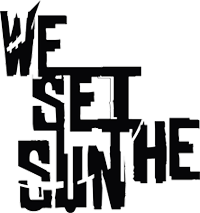 Logo We Set The Sun